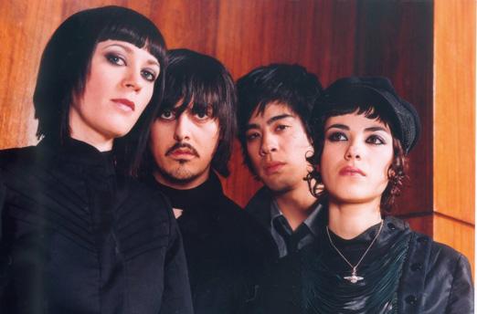 Ladytron - zdjęcie zespołu